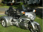 2005 Honda Goldwing 1800 This is a 2005,  30th Anniversary Edition.